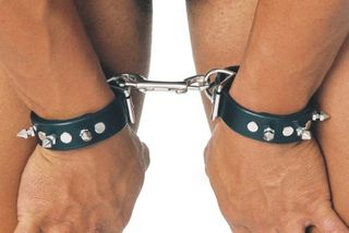 Cuffs, Dog spikes, Snap Join