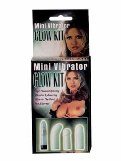 Mini Glow in The Dark Sex Kit