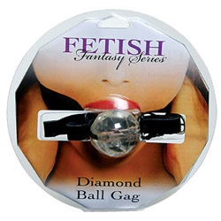 Fetish Fantasy Series Diamond Ball Gag
