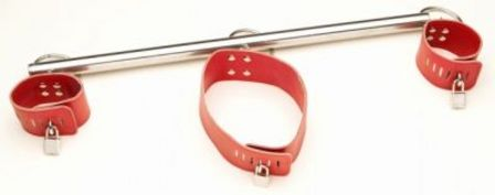 Neck To Wrist Spreader Bar