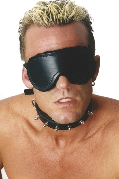 Sheepskin Lined Blindfold