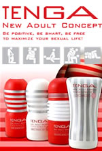 Tenga - New Adult Concept