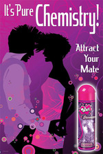 Pheromone Lubricant  - Sexual Lubricants